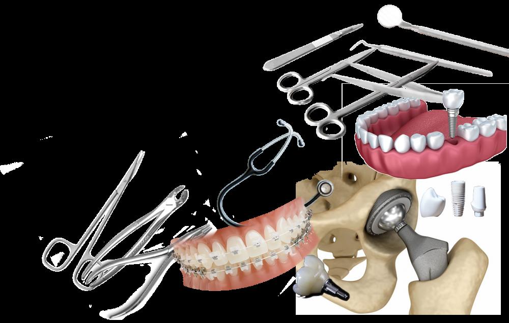 Medical Collage - Medical