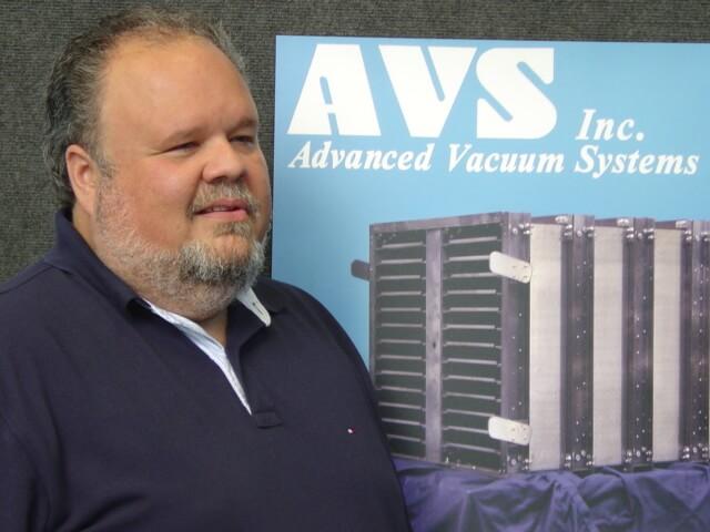 AVS owner Steven Levesque