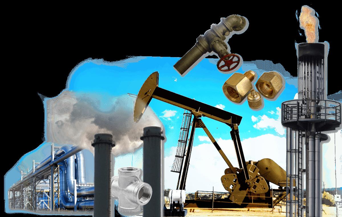 Oil Collage 2 - Oil & Gas